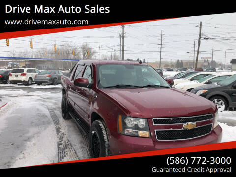2007 Chevrolet Avalanche for sale at Drive Max Auto Sales in Warren MI