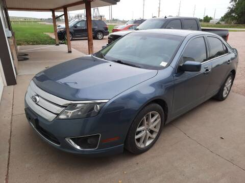 2012 Ford Fusion for sale at Best Car Sales in Rapid City SD