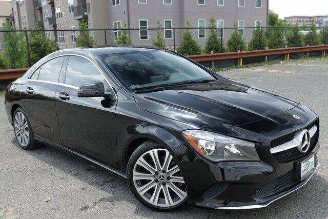 2018 Mercedes-Benz CLA for sale in Bloomfield, NJ