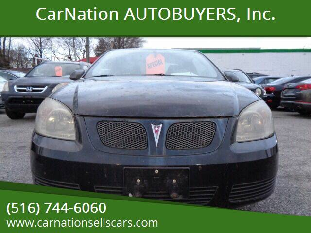 2007 Pontiac G5 for sale at CarNation AUTOBUYERS Inc. in Rockville Centre NY