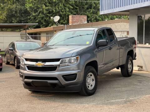 2018 Chevrolet Colorado for sale at Autodealz of Fresno in Fresno CA