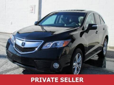 2014 Acura RDX for sale at Motion Auto Plaza in Lakeside MO