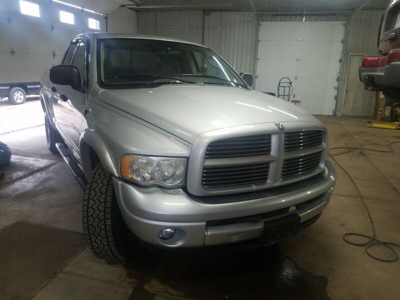 2003 Dodge Ram Pickup 1500 for sale at Craig Auto Sales in Omro WI