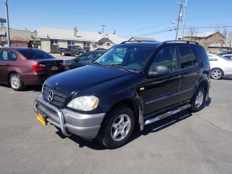 1999 Mercedes-Benz M-Class for sale at Cool Cars LLC in Spokane WA