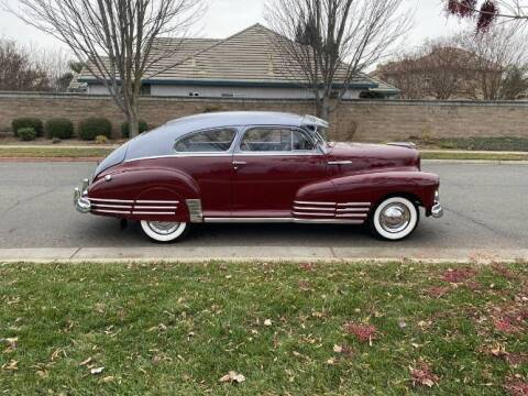 1948 Chevrolet Fleetline for sale at Classic Car Deals in Cadillac MI