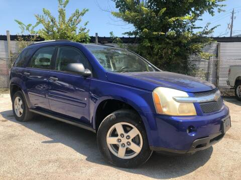 2007 Chevrolet Equinox for sale at Ricky Auto Sales in Houston TX