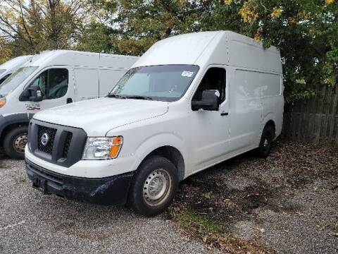 2018 Nissan NV Cargo for sale at EMG AUTO SALES in Avenel NJ