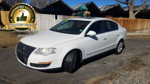 2006 Volkswagen Passat for sale at Central Denver Auto Sales in Englewood CO