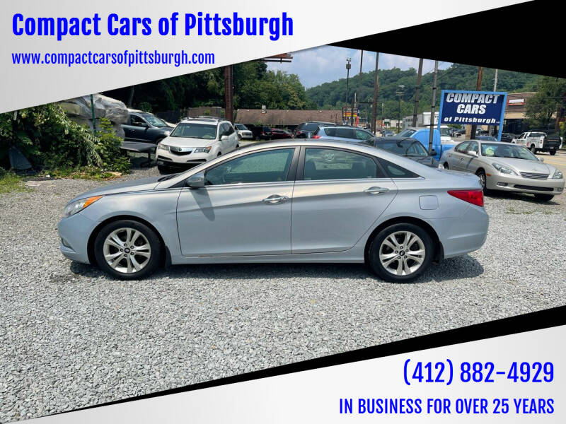 2013 Hyundai Sonata for sale at Compact Cars of Pittsburgh in Pittsburgh PA