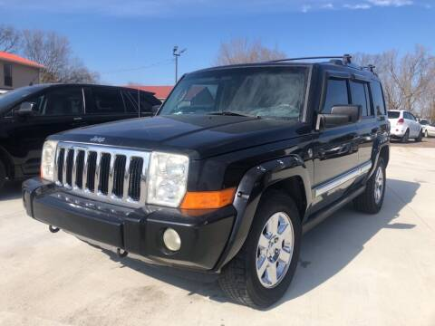 2006 Jeep Commander for sale at Wolff Auto Sales in Clarksville TN