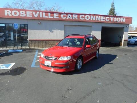2006 Saab 9-3 for sale at ROSEVILLE CAR CONNECTION in Roseville CA