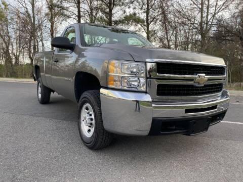 2008 Chevrolet Silverado 2500HD for sale at PM Auto Group LLC in Chantilly VA