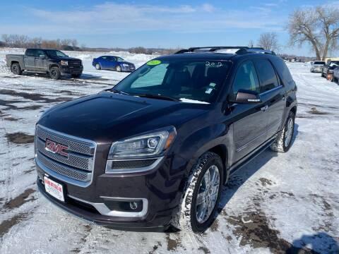 2015 GMC Acadia for sale at De Anda Auto Sales in South Sioux City NE