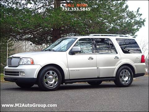 2006 Lincoln Navigator for sale at M2 Auto Group Llc. EAST BRUNSWICK in East Brunswick NJ