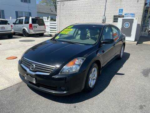 2007 Nissan Altima for sale at Quincy Shore Automotive in Quincy MA