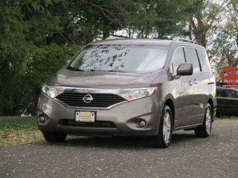 2014 Nissan Quest for sale at Loudoun Used Cars in Leesburg VA