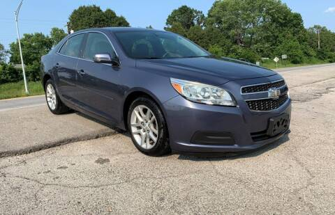 2013 Chevrolet Malibu for sale at InstaCar LLC in Independence MO
