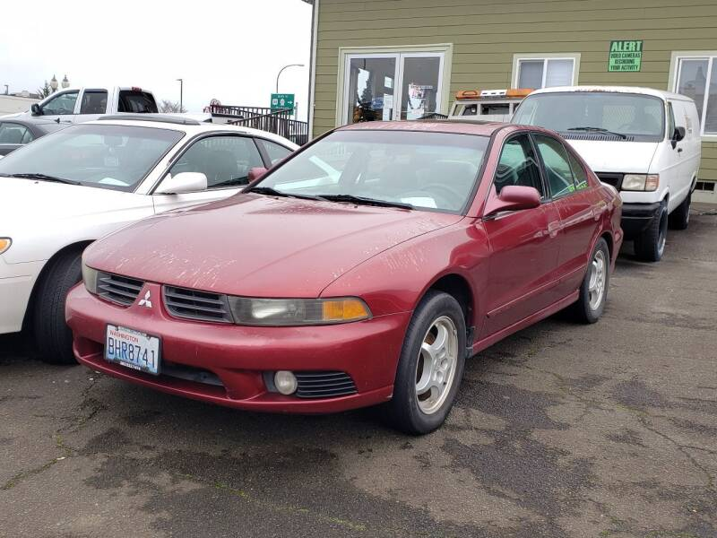 2002 Mitsubishi Galant for sale at Aberdeen Auto Sales in Aberdeen WA