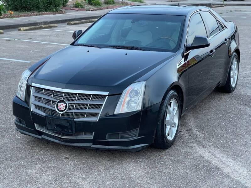 2008 Cadillac CTS for sale at Hadi Motors in Houston TX