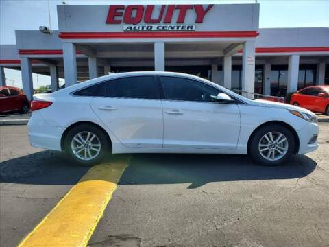 2017 Hyundai Sonata for sale at EQUITY AUTO CENTER in Phoenix AZ