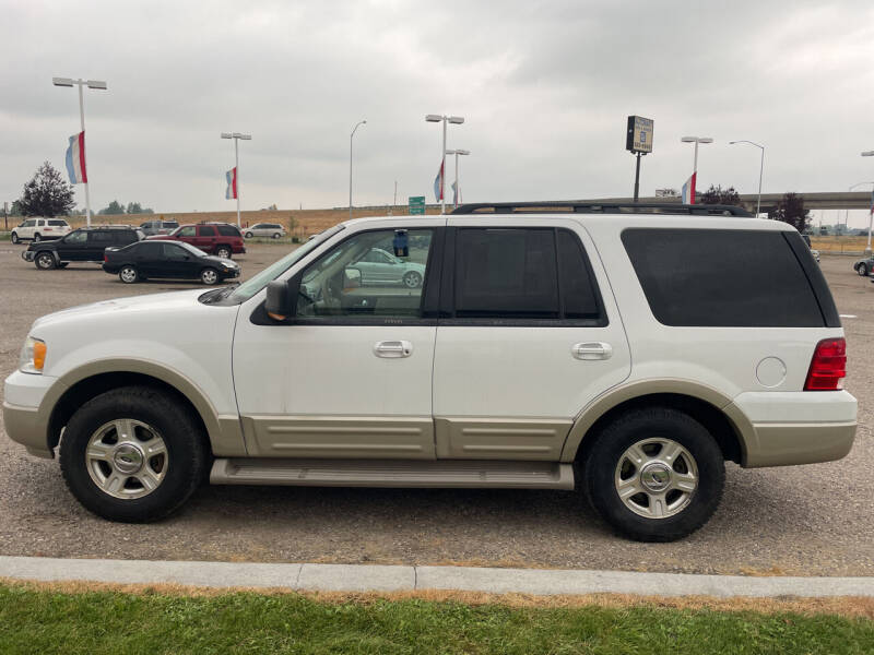 2005 Ford Expedition for sale at GILES & JOHNSON AUTOMART in Idaho Falls ID