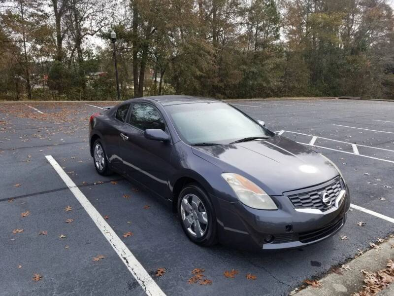 2008 Nissan Altima for sale at US 1 Auto Sales in Graniteville SC