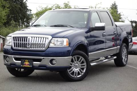 2007 Lincoln Mark LT for sale at West Coast Auto Works in Edmonds WA