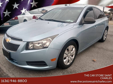 2012 Chevrolet Cruze for sale at The Car Store Saint Charles in Saint Charles MO