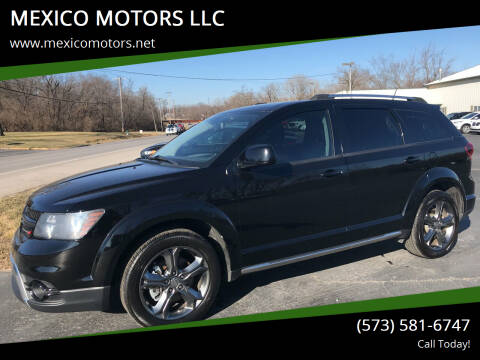2017 Dodge Journey for sale at MEXICO MOTORS LLC in Mexico MO