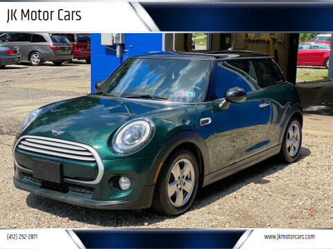 2014 MINI Hardtop for sale at JK Motor Cars in Pittsburgh PA