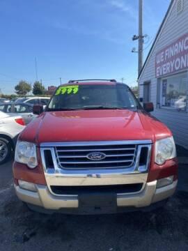 2009 Ford Explorer for sale at Mastro Motors in Garden City MI