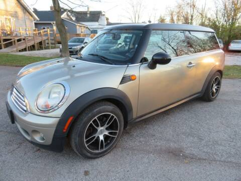 2008 MINI Cooper Clubman for sale at Wheels Auto Sales in Bloomington IN