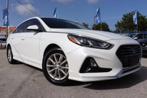 2019 Hyundai Sonata for sale at OCEAN AUTO SALES in Miami FL
