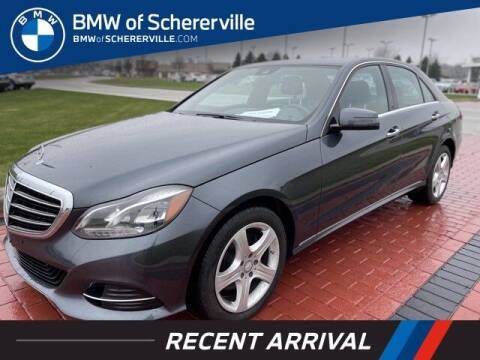2016 Mercedes-Benz E-Class for sale at BMW of Schererville in Shererville IN