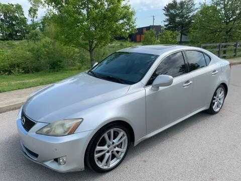 2006 Lexus IS 350 for sale at Abe's Auto LLC in Lexington KY