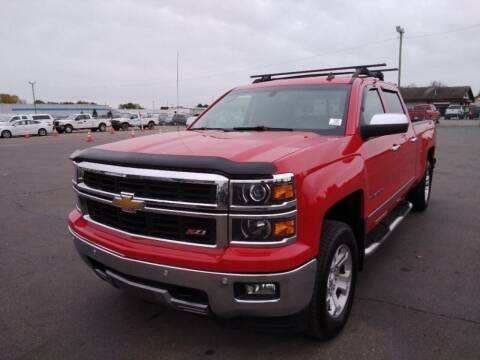 2014 Chevrolet Silverado 1500 for sale at L&T Auto Sales in Three Rivers MI