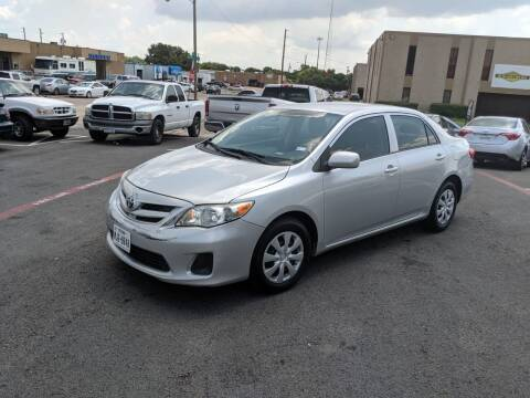 2013 Toyota Corolla for sale at Automotive Brokers Group in Dallas TX