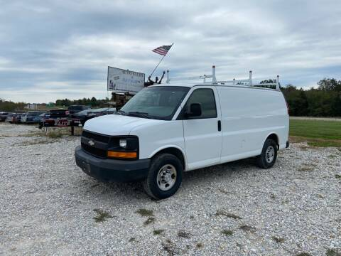 2009 Chevrolet Express Cargo for sale at Ken's Auto Sales & Repairs in New Bloomfield MO
