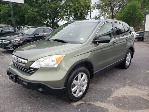 2008 Honda CR-V for sale at Real Deal Auto Sales in Manchester NH