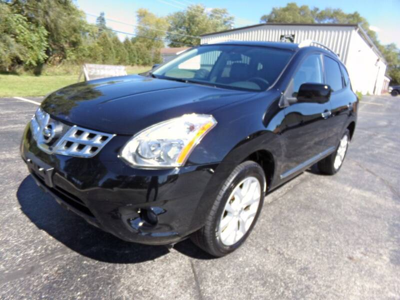 2012 Nissan Rogue for sale at Rose Auto Sales & Motorsports Inc in McHenry IL