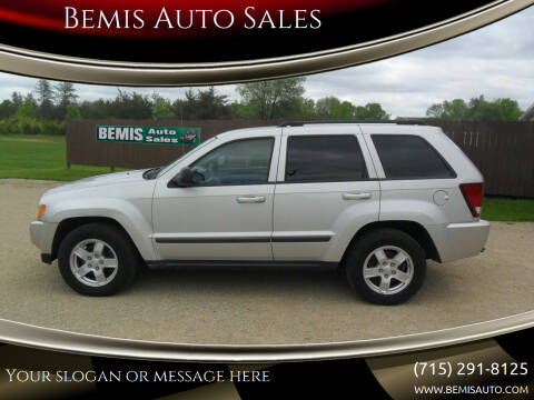 2007 Jeep Grand Cherokee for sale at Bemis Auto Sales in Crivitz WI