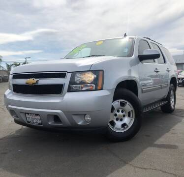 2014 Chevrolet Tahoe for sale at LUGO AUTO GROUP in Sacramento CA
