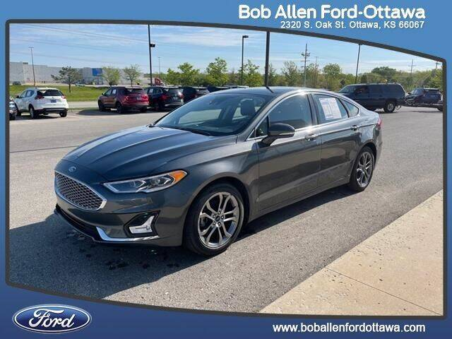 2020 Ford Fusion Hybrid for sale in Ottawa, KS