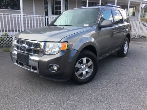 2011 Ford Escape for sale at Georgia Car Shop in Marietta GA