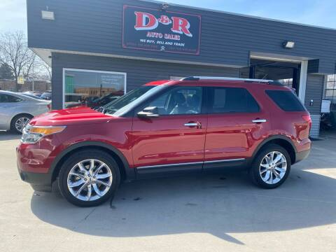2013 Ford Explorer for sale at D & R Auto Sales in South Sioux City NE