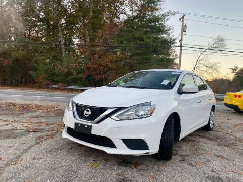 2017 Nissan Sentra for sale at Royal Crest Motors in Haverhill MA
