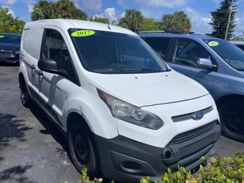 2017 Ford Transit Connect Cargo for sale at Mike Auto Sales in West Palm Beach FL