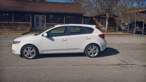 2012 Kia Forte5 for sale at Victory Motor Company in Conroe TX