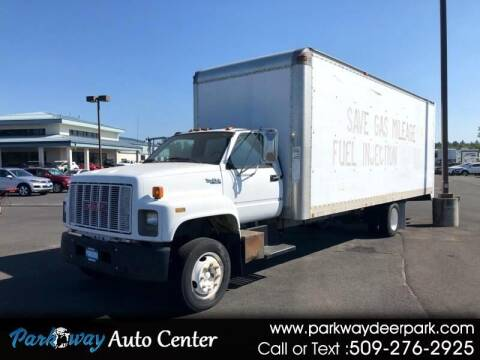 1992 GMC C6500 for sale at PARKWAY AUTO CENTER AND RV in Deer Park WA