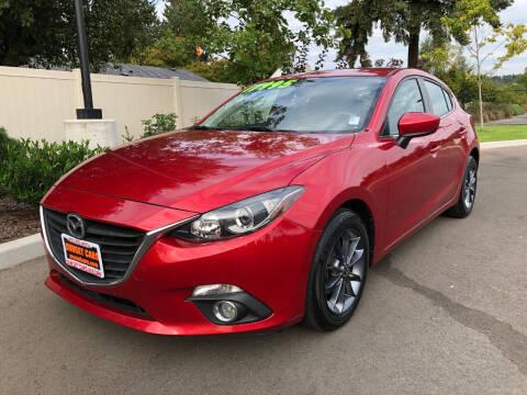 2016 Mazda MAZDA3 for sale at Matthews Motors LLC in Auburn WA